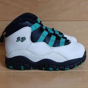 Nike Jordan 10 Retro GT Size 6C Toddler 705416-118